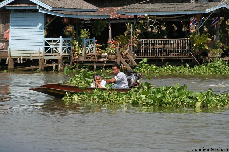 бангкок каналы