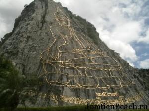 золотая гора будды