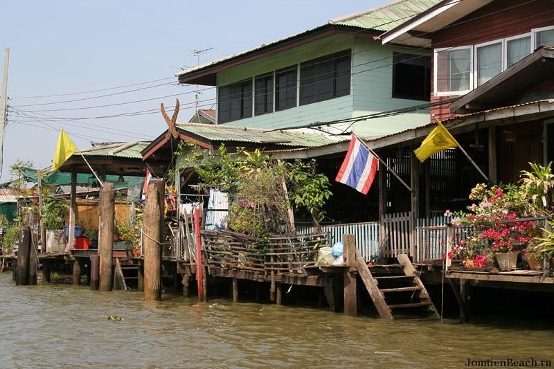 каналы в бангкоке