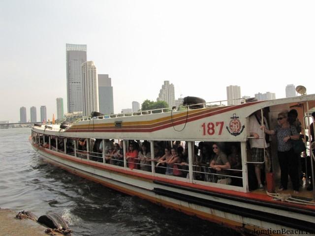 речной траспорт бангкока