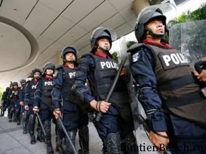 убийство полицейским таиланд