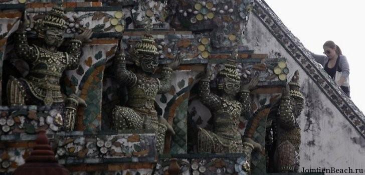 храмы бангкок