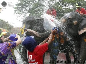 сонгкран таиланд