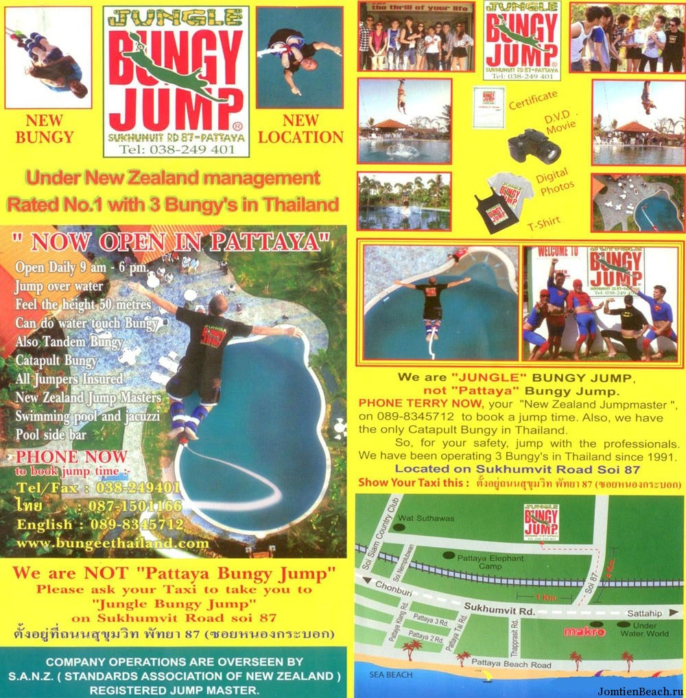 Jungle Bungy Jamp