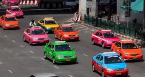 бангкок такси