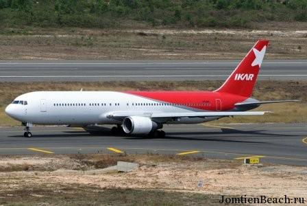 новые рейсы в таиланд