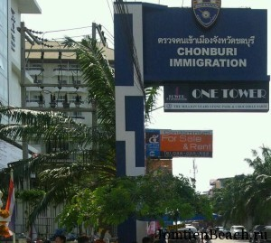 immigration chonburi