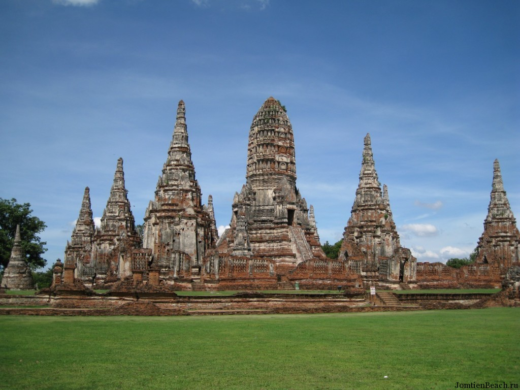 аюттайя таиланд