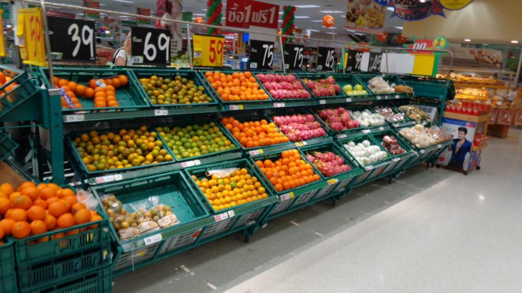 как вывезти фрукты тайланда