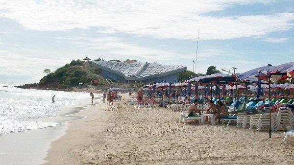 пляж самае ко-лан