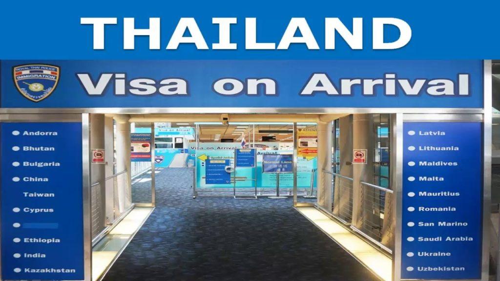 Новые правила въезда в Таиланд для иностранцев 2019.